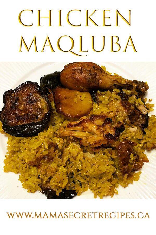 chicken maqluba