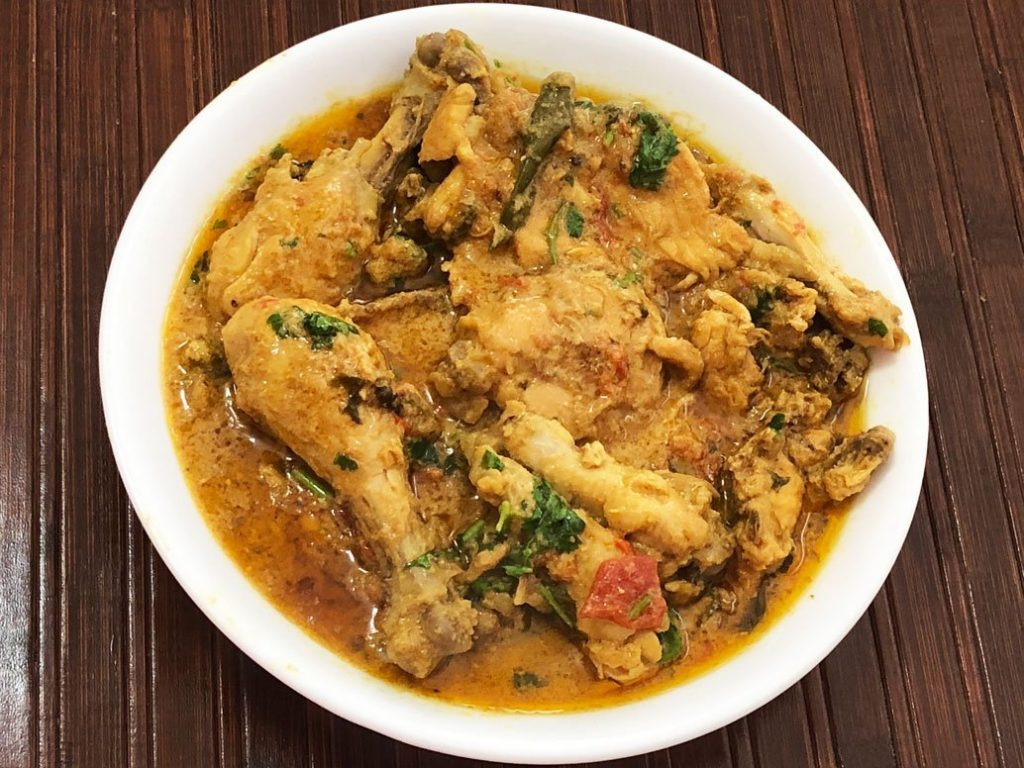 Easy Instant Pot chicken khorma