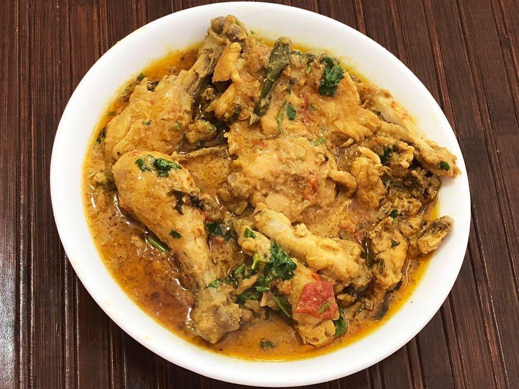 Easy Chicken Korma – Instant Pot