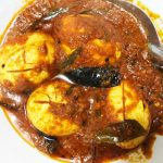 egg tomato curry