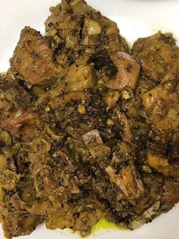 lamb pepper masala