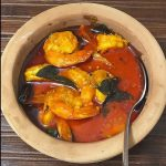 easy shrmp curry